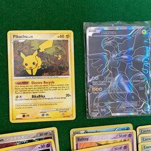 Pokémon card lot (349 cards)